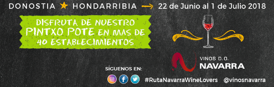 Ruta Navarra Wine Lovers